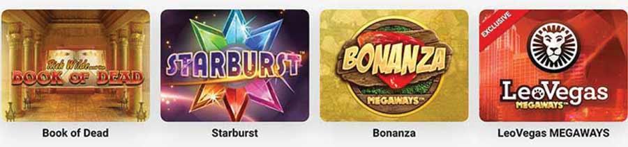 screenshot games jackpot city