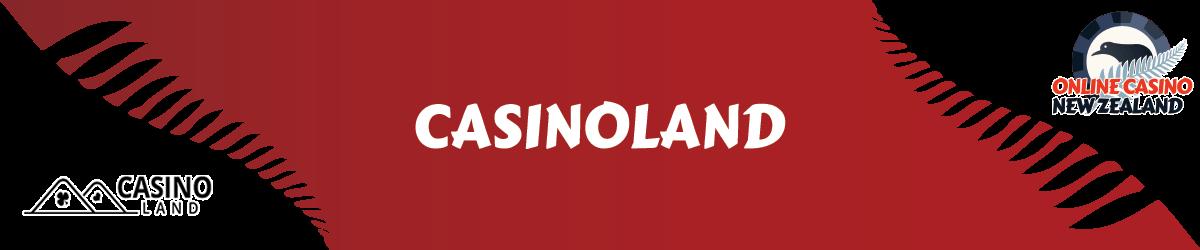 banner casinoland