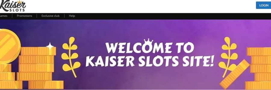 kaiser slots home